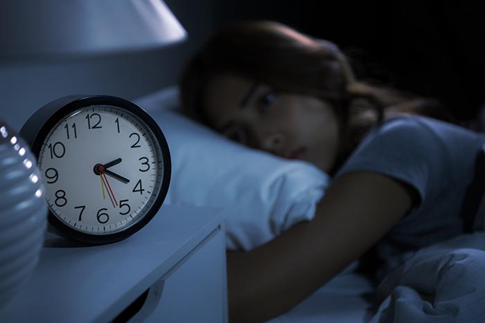 gebelikte uykusuzluk